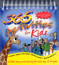 365 Bible Activities for Kids
