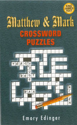 Matthew & Mark - Crossword Puzzles