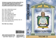 Brian Donovan Sermons on MP3 - Volume 22