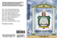 Brian Donovan Sermons on MP3 - Volume 23