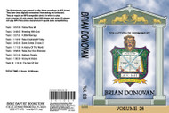 Brian Donovan Sermons on MP3 - Volume 28