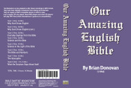 Our Amazing English Bible - MP3
