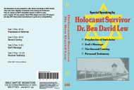 Holocaust Survivor - Dr. Ben David Lew