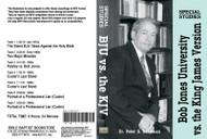 Bob Jones University vs. The Holy Bible KJV - MP3