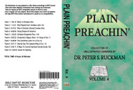 Plain Preachin' Volume 4 - MP3