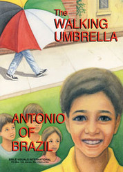 The Walking Umbrella/Antonio of Brazil - Flashcards