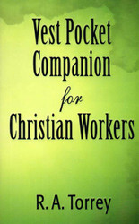 Vest Pocket Companion for Christian Workers