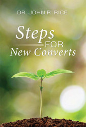 Steps for New Converts
