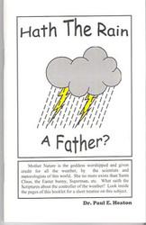 Hath the Rain a Father?