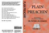 Plain Preachin' Volume 17 - MP3