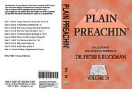 Plain Preachin' Volume 19 - MP3
