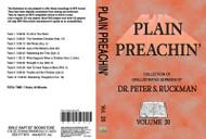 Plain Preachin' Volume 20 - MP3