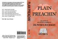 Plain Preachin' Volume 21 - MP3