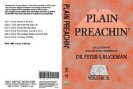 Plain Preachin' Volume 21 - MP3