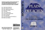 Plain Preachin' Volume 22 - MP3