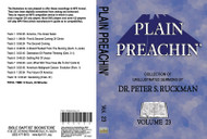 Plain Preachin' Volume 23 - MP3