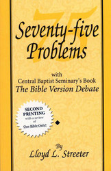 Seventy-Five Problems