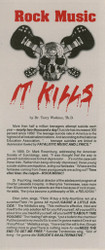 Rock Music: It Kills - Tract