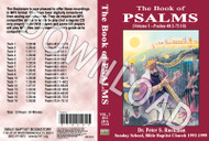 Psalms, Volume 3 - Downloadable MP3