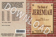 Jeremiah, Volume 2 - Downloadable MP3
