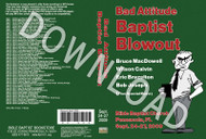 September 2009 Blowout Sermons & Music - Downloadable MP3