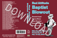 February 2009 Blowout Sermons & Music - Downloadable MP3