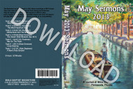 May 2013 Sermons - Downloadable MP3