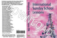 International Sunday School Lessons 2006 - Downloadable MP3