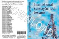 International Sunday School Lessons 2011 - Downloadable MP3
