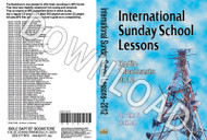 International Sunday School Lessons 2012 - Downloadable MP3