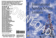 International Sunday School Lessons 1988 - Downloadable MP3