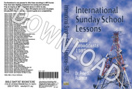 International Sunday School Lessons 1987 - Downloadable MP3
