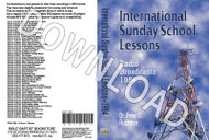 International Sunday School Lessons 1984 - Downloadable MP3