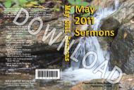 May 2011 Sermons - Downloadable MP3