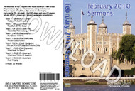 February 2010 Sermons - Downloadable MP3