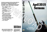 April 2010 Sermons - Downloadable MP3