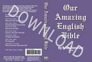 Our Amazing English Bible - Downloadable MP3