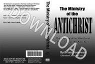 Brian Donovan: The Ministry Of The Antichrist - Downloadable MP3