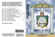 Brian Donovan: Sermons, Volume 21 - Downloadable MP3
