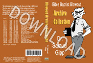 Sam Gipp: Bible Baptist Blowout Archive - Downloadable MP3