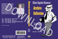 Leroy Wright: Bible Baptist Blowout Archive - Downloadable MP3
