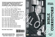 Bible Correctors, Volume 1 - Downloadable MP3