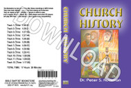 Church History - Downloadable MP3