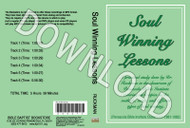 Soulwinning Lessons - Downloadable MP3