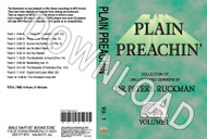 Plain Preachin' Volume 1 - Downloadable MP3