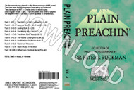 Plain Preachin' Volume 3 - Downloadable MP3