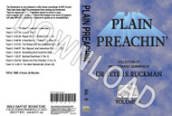 Plain Preachin' Volume 6 - Downloadable MP3