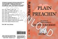 Plain Preachin' Volume 17 - Downloadable MP3
