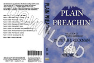 Plain Preachin' Volume 23 - Downloadable MP3