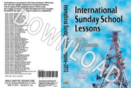 International Sunday School Lessons 2013 - Downloadable MP3